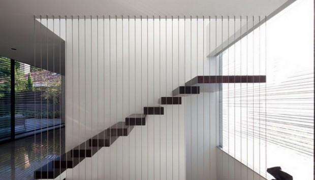 5 lý do bạn nên sử dụng lan can cầu thang dây cáp