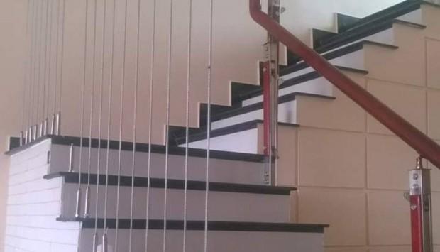 Báo giá cầu thang dây cáp tại khu vực Hà nội