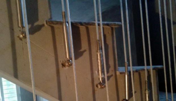 Sự thật về thi công cáp tăng đơ cầu thang làm hỏng kết cấu nhà?!!