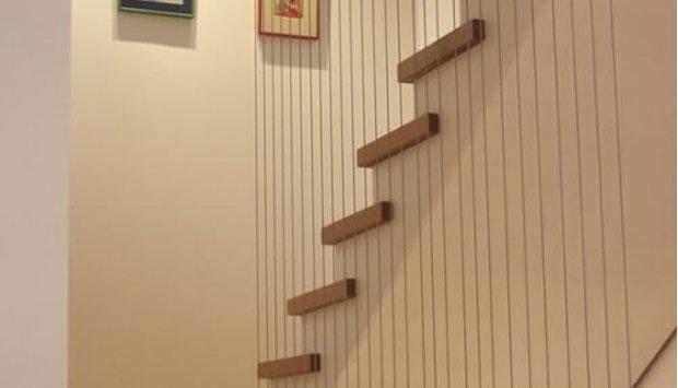 Có nên làm cầu thang 23 bậc không? Cách hóa giải hạn xui theo phong thủy