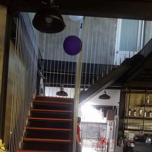 Cầu thang dây cáp 012
