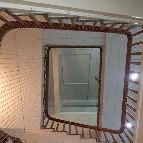 Cầu thang dây cáp 08