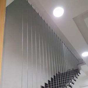 Cầu thang dây cáp 010