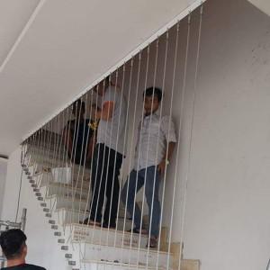 Cầu thang dây cáp 013