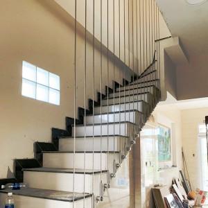 Cầu thang dây cáp 03