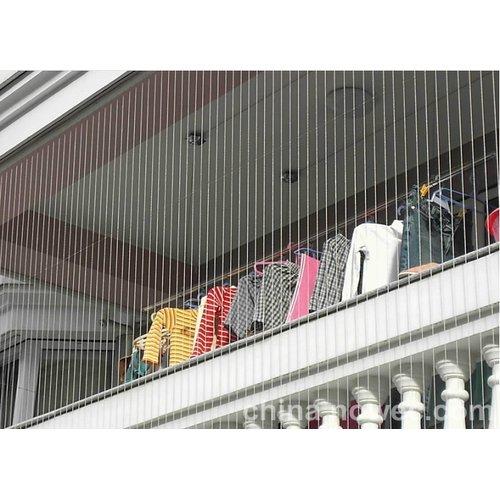 Lưới an toàn ban công cửa sổ chung cư
